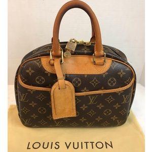 Louis Vuitton Bags - CERTIFIED AUTH.Louis Vuitton Monogram Trouville PM